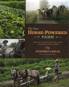 NEW HORSE POWERED FARM