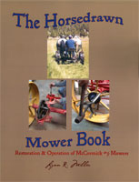 The Horsedrawn Mower Book cover image